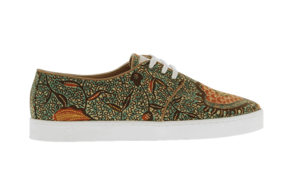 Fair Trade Sneaker Luanda Panafrica