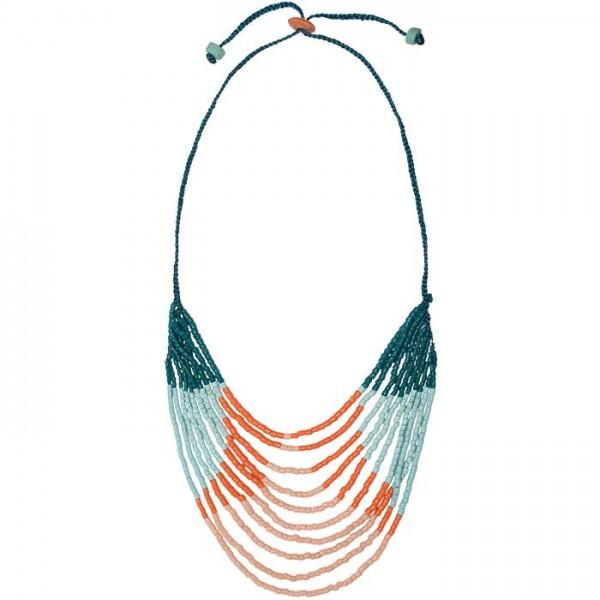 Afrikanische Halskette Fairtrade Schmuck aus Afrika Global Mamas