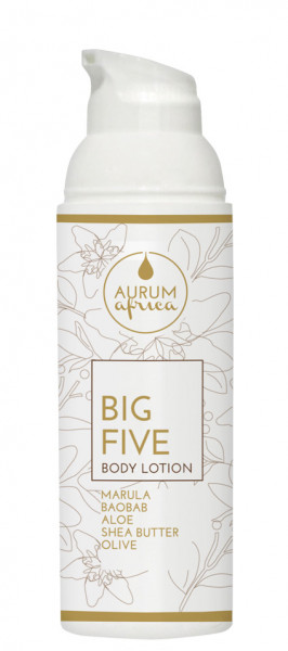 Big Five Bodylotion - Naturkosmetik - Namibia
