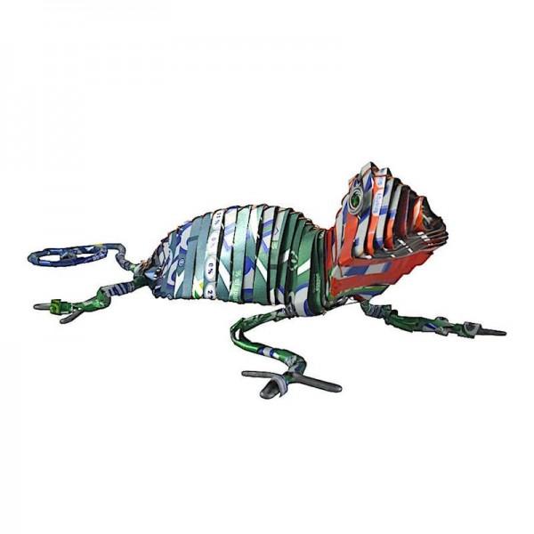 Gecko - Recycling Blechtiere - M