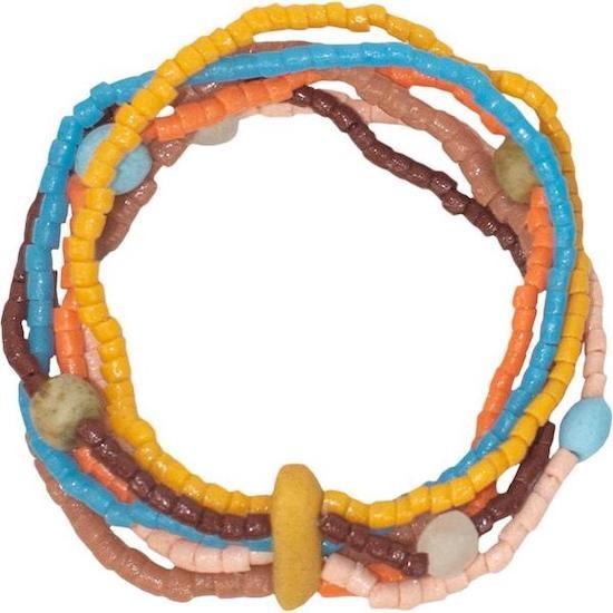 Glasperlen Armband - Rainbow Desert - Bunt