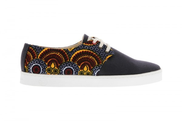 African Fair Trade Sneaker - Tombouctou