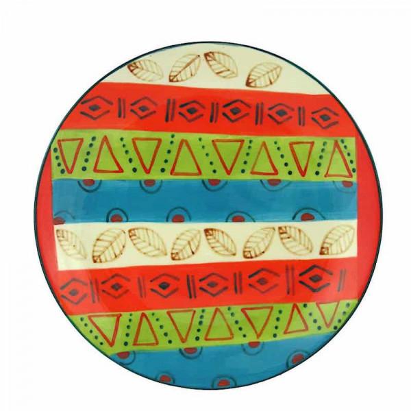 Kapula Keramik - Essteller 26,5cm - Desert Rose