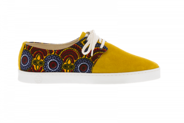 African Fair Trade Sneaker - Casablanca