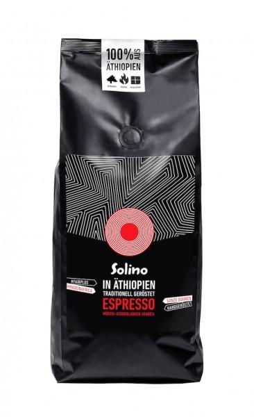 Solino Kaffee und Espresso aus Äthiopien