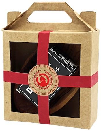 Beauty Geschenkset MINI 2 - Seife & Holzschale
