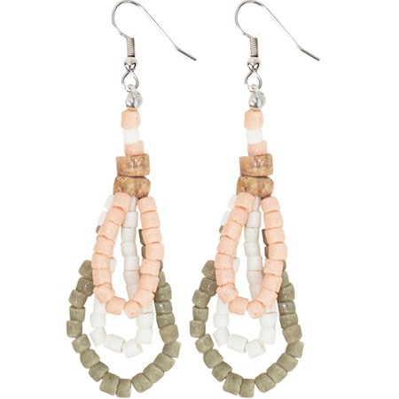 Sedona Ohrringe - Stone - Glasperlen