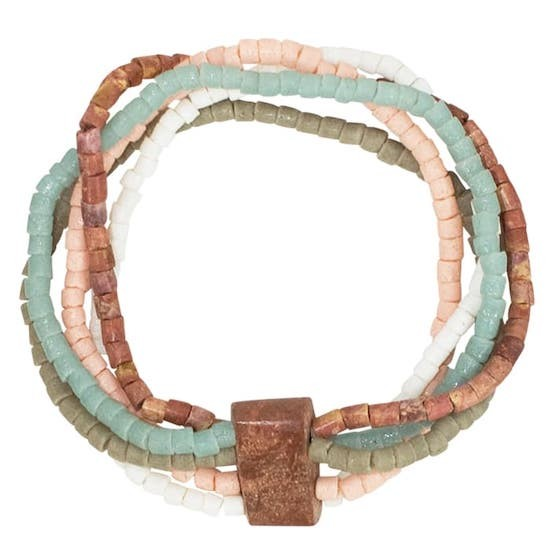 Sedona Armband - Stone - Glasperlen