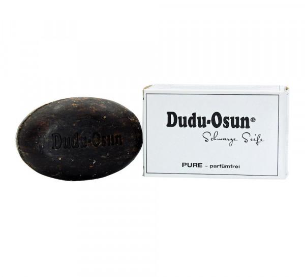 Dudu Osun schwarze Seife - Parfümfrei - 150g