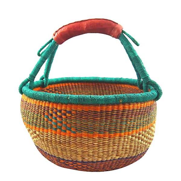 Bolga Korb Fairtrade Ghana