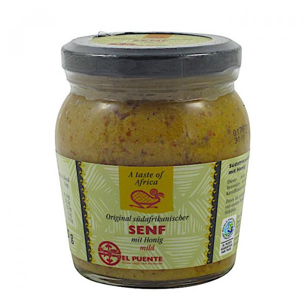 Honig Senf - Südafrika - Mild