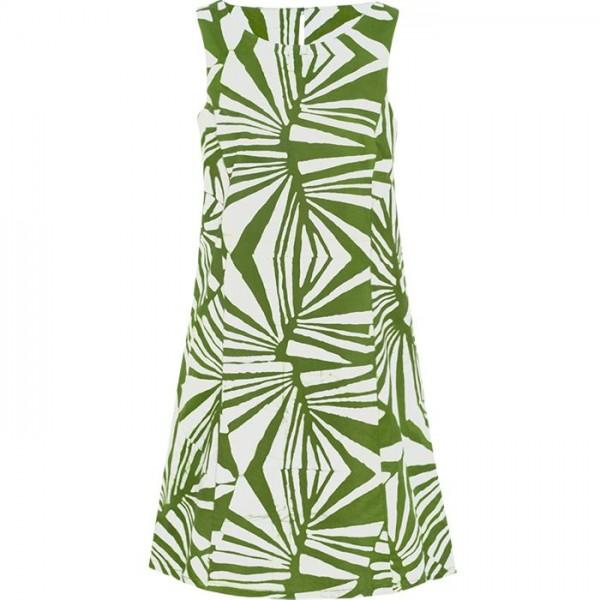 Boardwalk Dress - Rays Olive - Grün