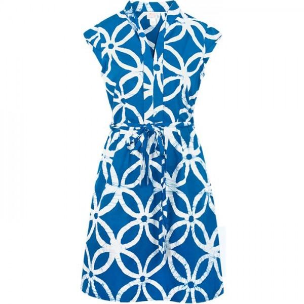 Retro Dress - Unity Indigo - Blau