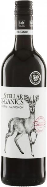 Cabernet Sauvignon 2017 Stellar Organics Südafrika Bio Rotwein Fair Trade South Africa