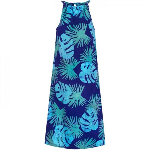 Kosa Dress - Kakum Navy - Blau