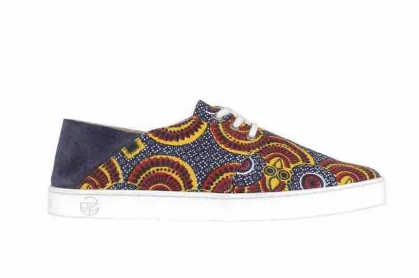 Panafrica Bamako Babouche Slipper Sneaker Fair Trade Schuhe