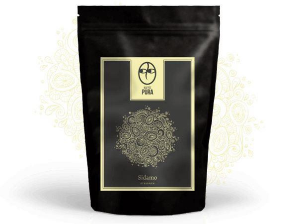 Bio Kaffee - Sidamo - Äthiopien