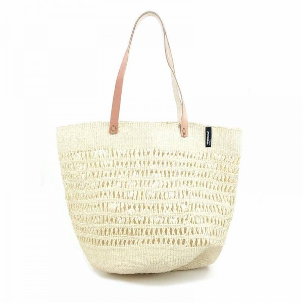 Kiondo Tasche M - Open Weave - Natural