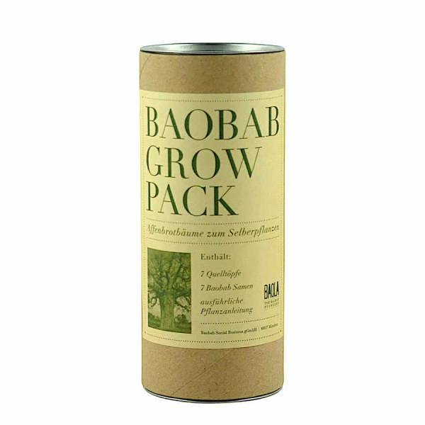 Baobab Samen - Growpack - Zimmerpflanze