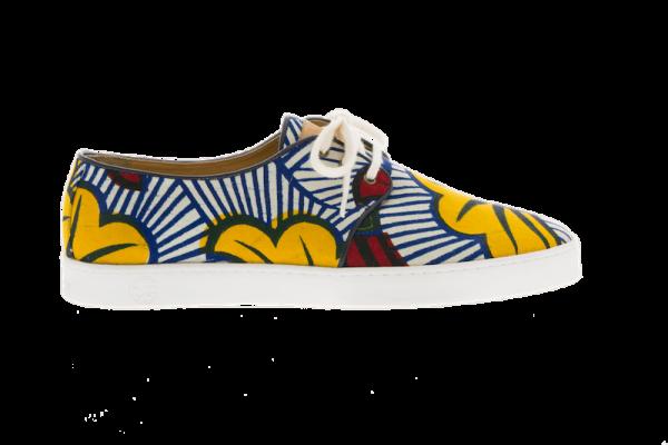 African Fair Trade Sneaker - Ouagadougou